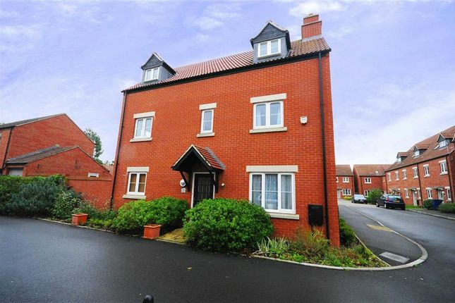 Thumbnail End terrace house to rent in Marlstone Drive, Churchdown, Gloucester