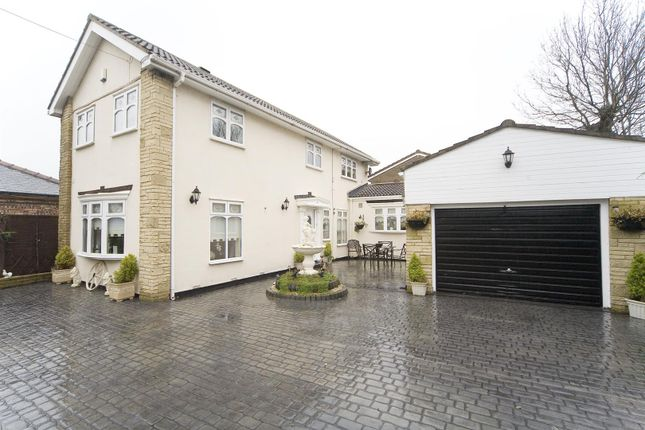Thumbnail Detached house for sale in Briardene Mews, Hartlepool