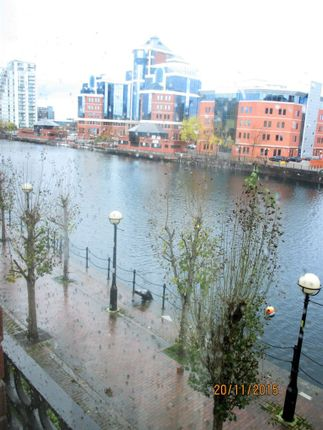 Thumbnail Flat to rent in Labrador Quay, Salford Quays