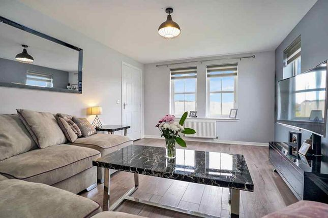 Living Room of Newlands Crescent, Cove, Aberdeen AB12
