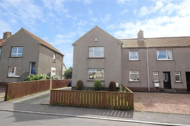 Thumbnail End terrace house for sale in 8, Rolland Street, St Monans, Fife