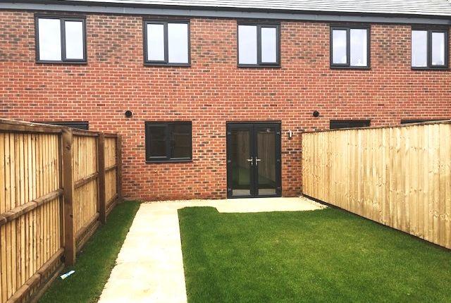 Rear Of Property of Glebelands Park, Leicester Road, Ashton Green, Leicester LE4