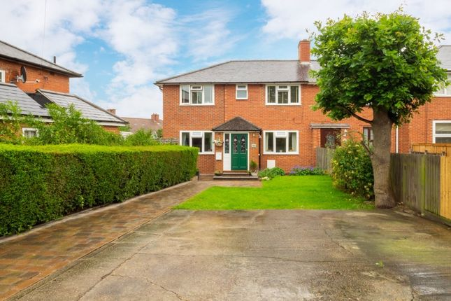 Thumbnail Semi-detached house for sale in Welbeck Road, Carshalton