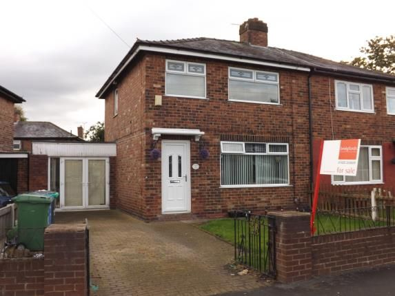 Thumbnail Semi-detached house for sale in Central Avenue, Warrington, Cheshire