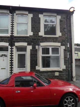 Thumbnail Terraced house to rent in Caefelin Street, Llanhilleth, Abertillery