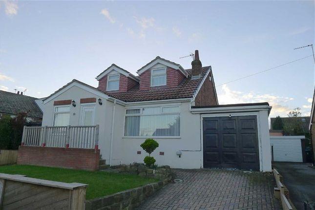Thumbnail Detached bungalow to rent in Scott Green View, Gildersome, Leeds