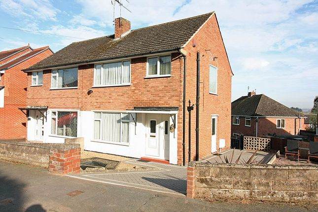 Thumbnail Semi-detached house for sale in Kingsley Road, Kingswinford