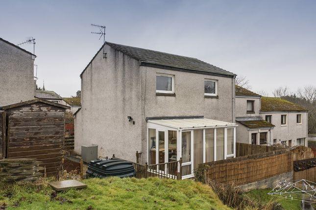 Thumbnail End terrace house for sale in Mackay Terrace, Avoch, Highland