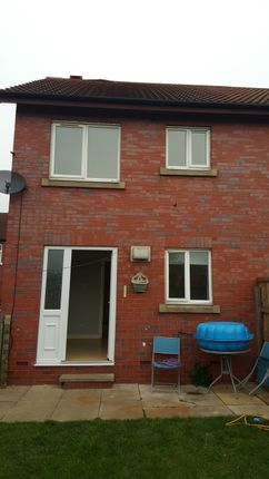 Thumbnail Semi-detached house to rent in West Street, South Kirkby, Pontefract