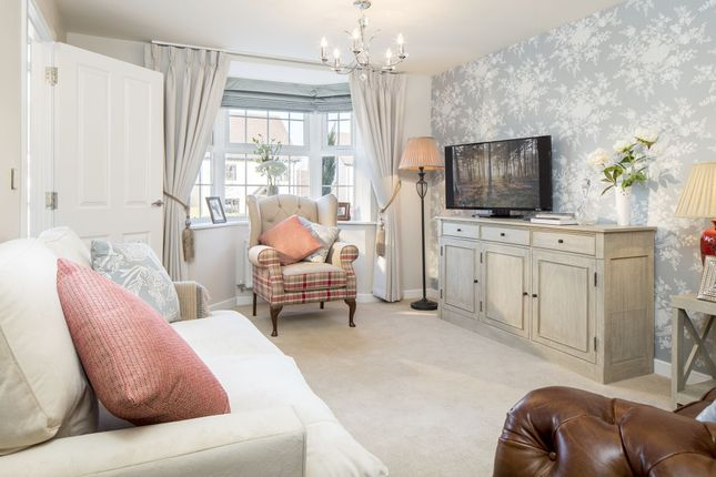 """Thumbnail Detached house for sale in """"Bayswater"""" at Manywells Crescent, Cullingworth, Bradford"""