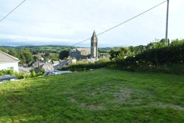 Thumbnail Land for sale in Launceston Road, Tavistock