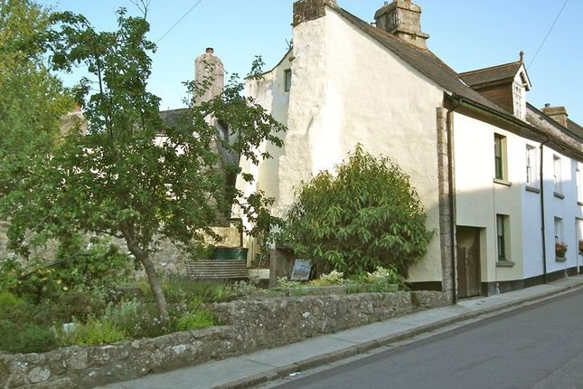 Thumbnail Cottage to rent in Southcombe Street, Chagford, Newton Abbot
