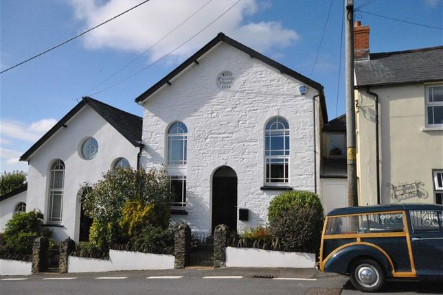 Thumbnail Terraced house for sale in Bratton Fleming, Barnstaple