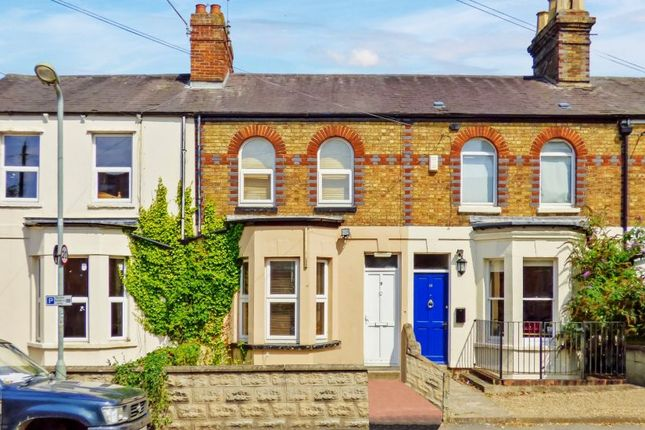 Thumbnail Terraced house to rent in Rectory Road, Oxford