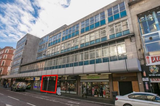 Thumbnail Retail premises to let in Unit 6, Norwich Union House, Castle Street, Belfast