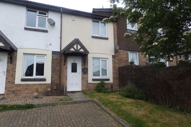 2 bed terraced house to rent in Bakers Close, Plympton, Plymouth