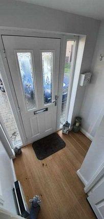 Entrance Porch of Humsford Grove, Eastfield Glade, Cramlington NE23