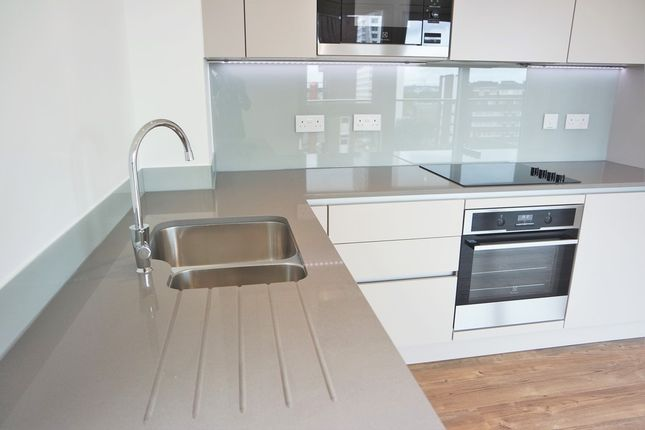 Thumbnail Flat for sale in Redclyffe Road, London