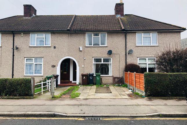 Thumbnail Terraced house to rent in Arden Crescent, Dagenham