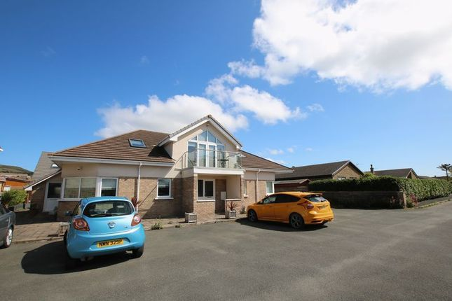 Thumbnail 2 bedroom flat for sale in 2 Cherry Tree Court, Station Road, Port Erin