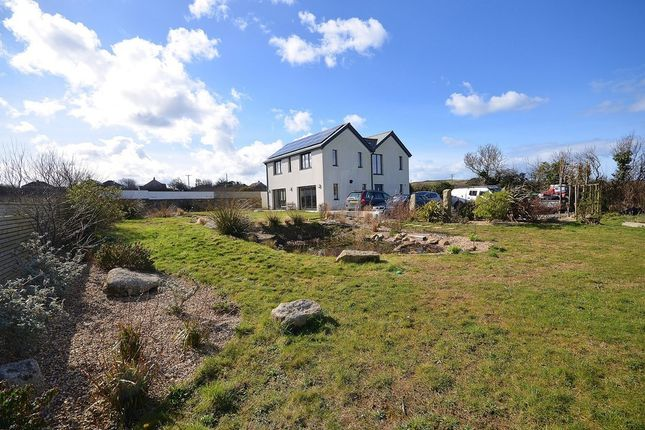 Thumbnail Detached house for sale in Promised Land, St Agnes, Cornwall