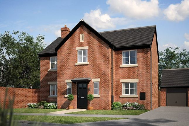 Thumbnail Detached house for sale in Springfields, Hunts Grove, Hardwicke, Gloucestershire