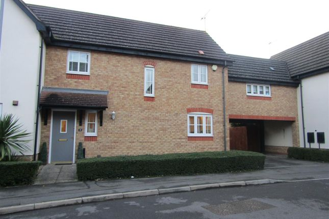 Thumbnail Semi-detached house for sale in Melody Avenue, Anstey, Leicester