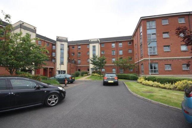 Thumbnail Flat to rent in Alexandra Gate, Glasgow