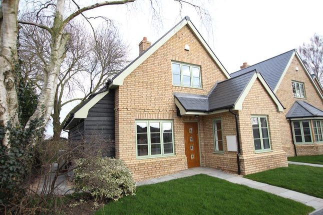 Thumbnail Detached house for sale in High Street, Wicken, Ely