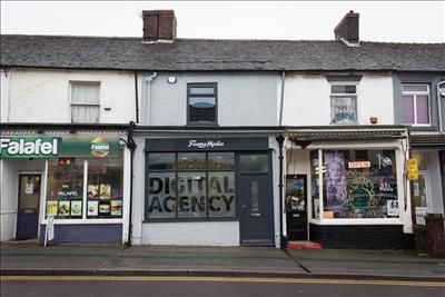 Retail premises for sale in 21 Moorland Road, Stoke-On-Trent
