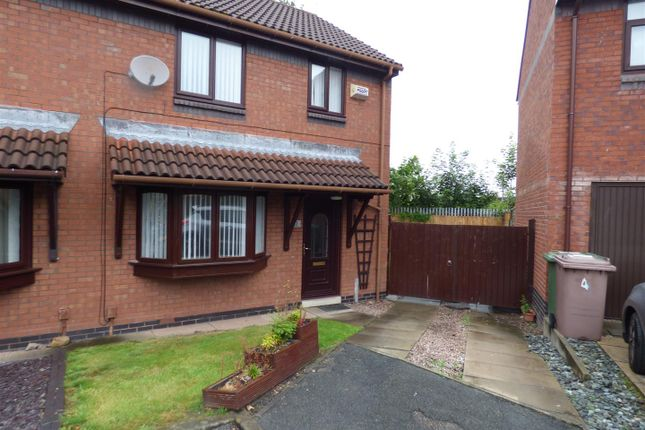 Thumbnail Semi-detached house to rent in Juniper Close, St. Helens