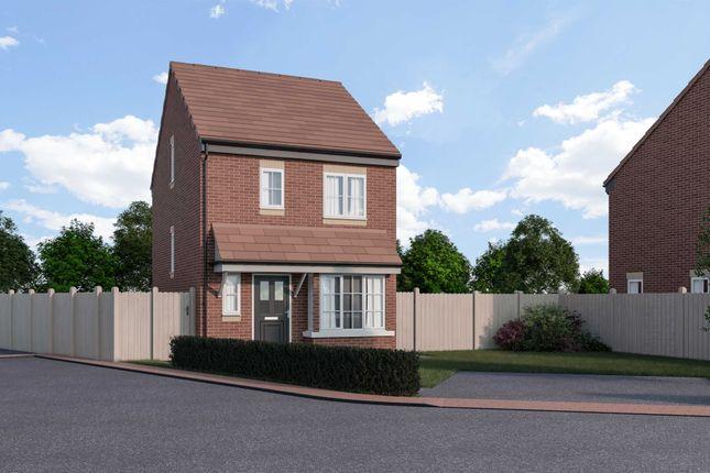 Thumbnail Detached house for sale in Ridge Balk Lane, Woodlands, Doncaster