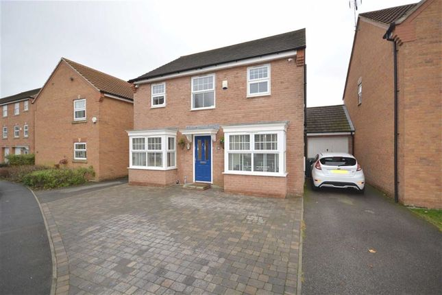 Thumbnail Detached house for sale in James Street, Leabrooks, Alfreton