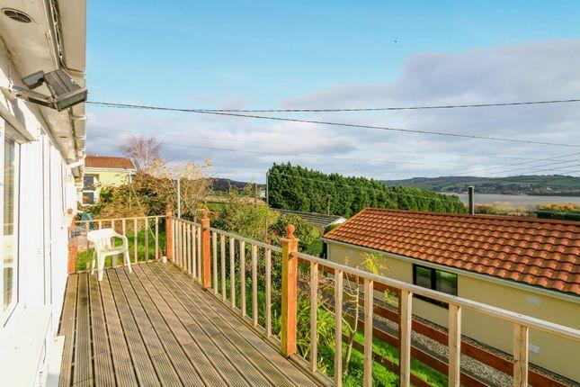 Sun Terrace of Orchard View Wear Farm, Newton Road, Bishopsteignton, Teignmouth TQ14