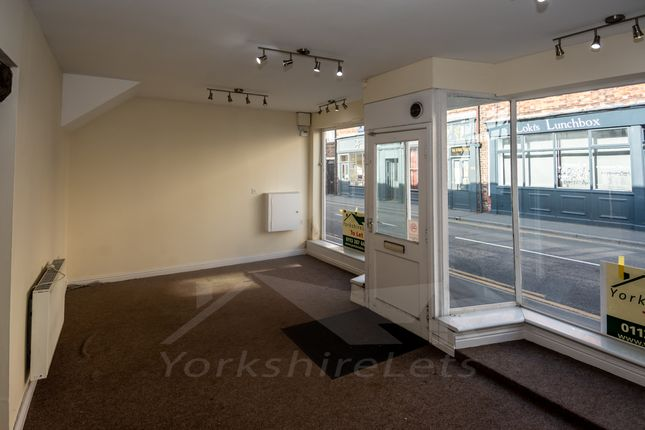 Thumbnail Retail premises to let in New Street, Selby