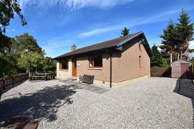 Thumbnail Detached bungalow for sale in Birch Grove, Boat Of Garten