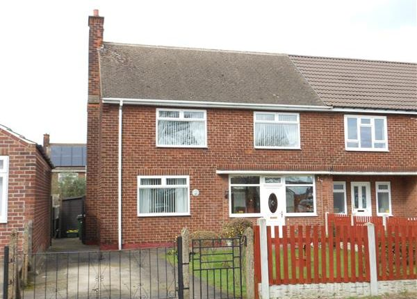 Thumbnail Semi-detached house for sale in Alvingham Road, Scunthorpe