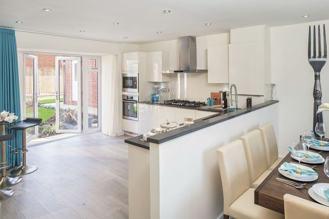 """Thumbnail Detached house for sale in """"Layton"""" at Sully Road, Penarth"""