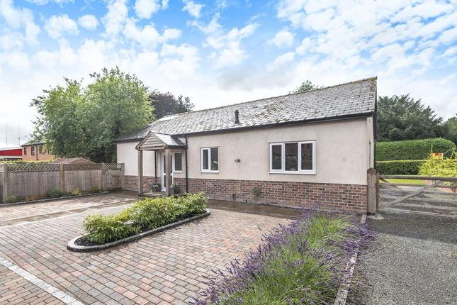 Thumbnail Detached bungalow for sale in Eardisley, Herefordshire HR3,