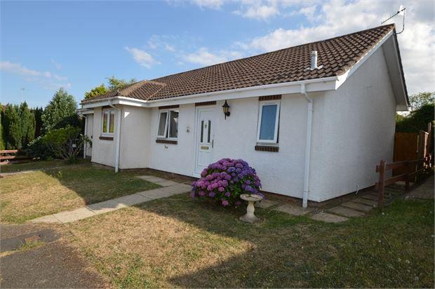 Thumbnail Semi-detached bungalow for sale in Emblett Drive, Bradley Valley, Newton Abbot, Devon.