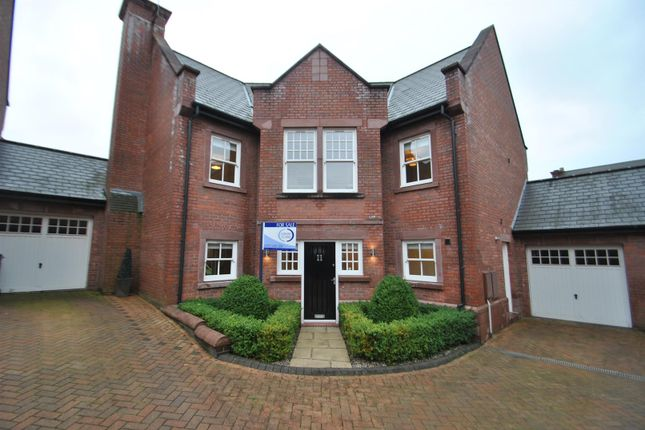 Thumbnail Detached house to rent in Bretland Drive, Grappenhall Heys, Warrington