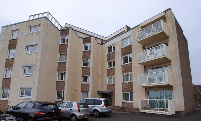 Thumbnail Flat for sale in Marine View Court, Troon, South Ayrshire