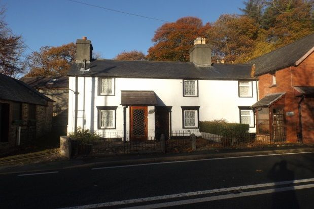 Thumbnail Cottage to rent in Maerdy, Corwen
