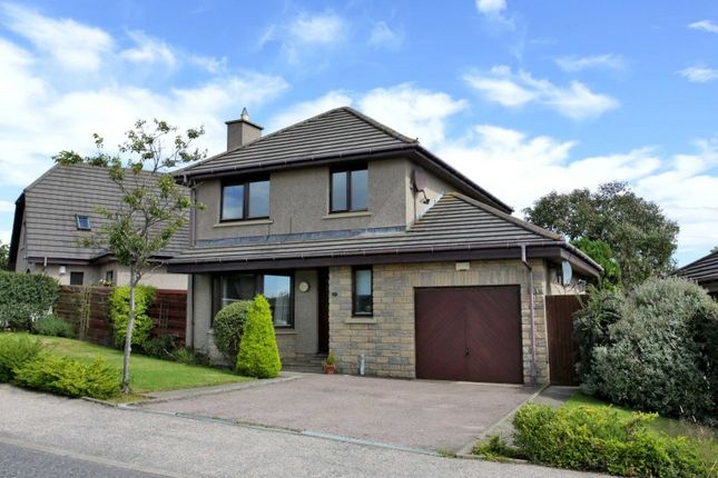 Thumbnail Detached house for sale in Charleston Way, Aberdeen
