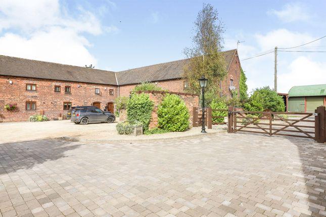 Thumbnail Barn conversion for sale in Bognop Road, Essington, Wolverhampton