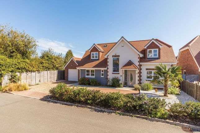 Thumbnail Detached house for sale in Russet Gardens, Emsworth