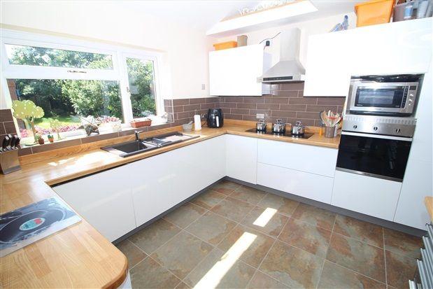 Kitchen of Midgeland Road, Blackpool FY4
