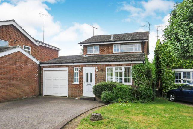 Detached house for sale in The Stile, Heath & Reach, Leighton Buzzard