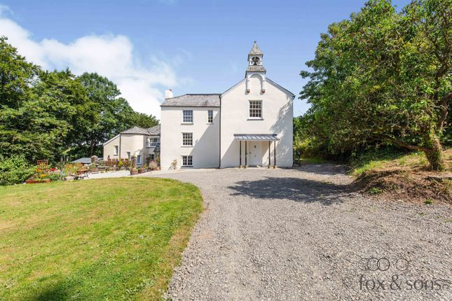 Semi-detached house for sale in Old Rectory, Ashwater, Beaworthy