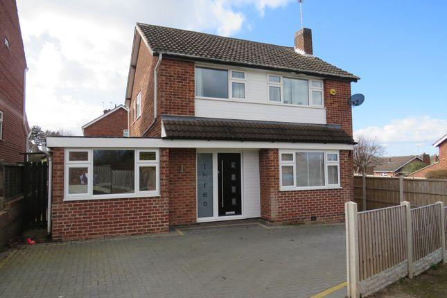 Thumbnail Detached house for sale in Eskdale Drive, Beeston, Nottingham